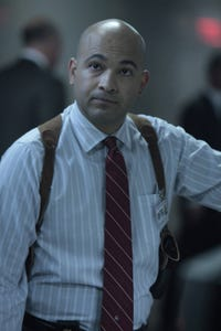 Maximiliano Hernandez as Officer Mike