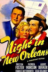 A Night in New Orleans as Steve Abbott