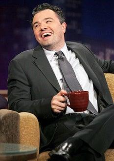 "Seth MacFarlane - ""Jimmy Kimmel Live"" show"