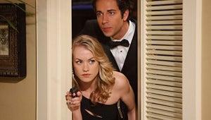 Yvonne Strahovski on Her Chuck Engagement: What Moonlighting Curse?