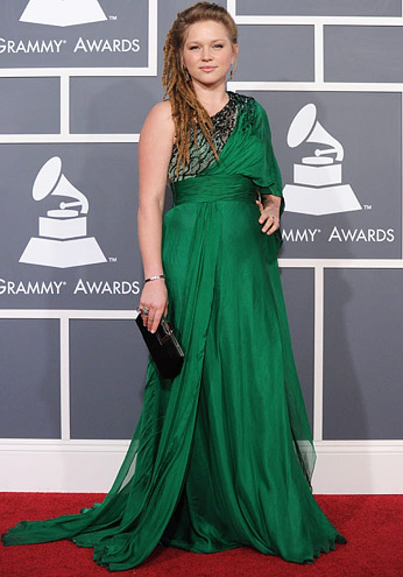 Crystal Bowersox - The 53rd Annual Grammy Awards in Los Angeles, February 13, 2011