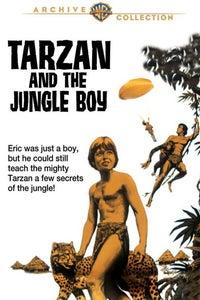 Tarzan and the Jungle Boy as Myrna