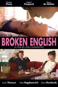 Broken English as Nora Wilder
