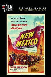 New Mexico as Pvt. Daniels