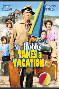 Mr. Hobbs Takes a Vacation as Mr. Martin Turner
