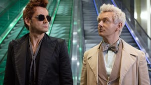 Good Omens Review: Demonic David Tennant Saves the World (and the Show) From Disaster