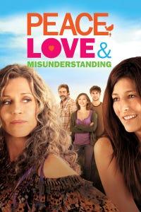 Peace, Love & Misunderstanding as Darcy