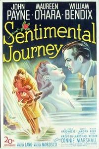 Sentimental Journey as Ruth