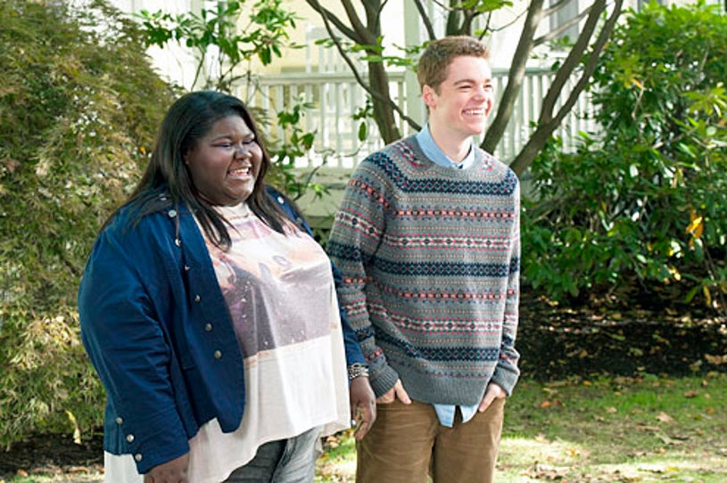 """The Big C: Hereafter - """"Quality of Life"""" - Gabourey Sidibe and Gabriel Basso"""