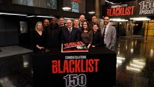 The Blacklist's James Spader and Megan Boone Reflect on the Show's Journey Through 150 Episodes