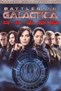 Battlestar Galactica: Razor as Dr. Gaius Baltar