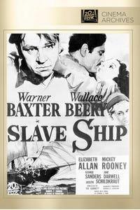 Slave Ship as Laborer