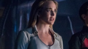 Crisis on Infinite Earths Finale: Caity Lotz Says Spectre Is Not the Oliver Queen We Know and Love