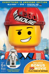 The LEGO Movie as Barry