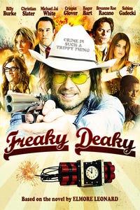 Freaky Deaky as Woody Ricks