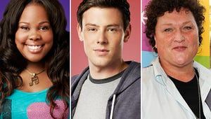 Glee's Amber Riley and Dot-Marie Jones Remember Cory Monteith