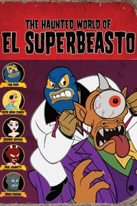 Rob Zombie Presents the Haunted World of El Superbeasto as Morris Green