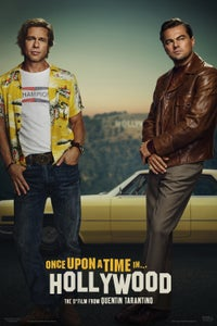 Once Upon a Time in Hollywood as Bounty Law Sheriff