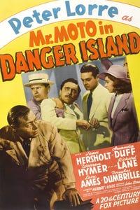 Mr. Moto in Danger Island as Commissioner Madero
