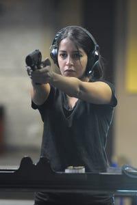 Leïla Bekhti as Zarka