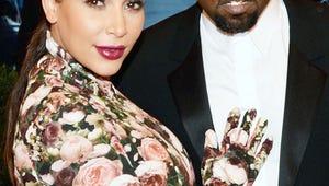 Report: Kim Kardashian and Kanye West Welcome Baby Girl