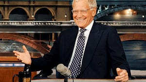 David Letterman to Host Late Show Through 2015