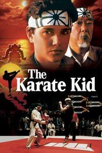 The Karate Kid as Alan