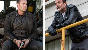 Fear the Walking Dead Stars Reveal How They'd Handle Negan If Given the Chance