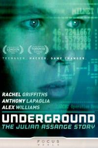 Underground: The Julian Assange Story as Christine Assange