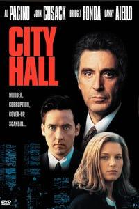 City Hall as Mayor John Pappas