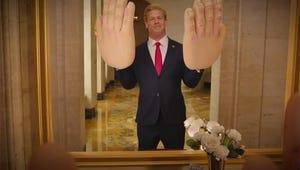 Donald Trump Sees Himself as John Cena on Saturday Night Live