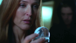 The X-Files Exclusive: William Sends Scully a Message!