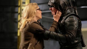 """Arrow Showrunner Says """"Nope"""" to an Olicity Baby in Season 7"""