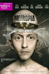 Metropia as Nina