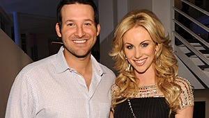 It's a Boy for Tony Romo and Candice Crawford