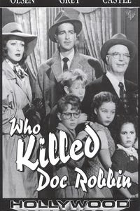 Who Killed Doc Robbin? as Defense Attorney