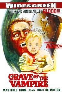 Grave of the Vampire as Caleb Croft