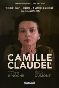 Camille Claudel, 1915 as Camille Claudel
