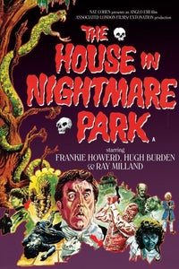 The House in Nightmare Park as Stewart Henderson