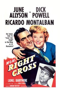Right Cross as Blonde