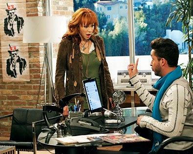 "Malibu Country - Season 1 - ""Pilot"" - Reba McEntire and Jai Rodriguez"