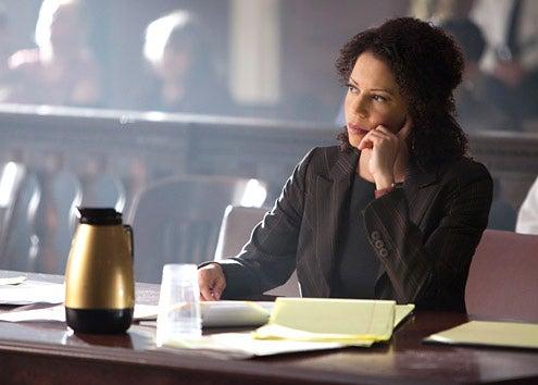 """Raising the Bar - Season 2 - """"The Curious Case of Kellerman's Button"""" - Gloria Reuben"""
