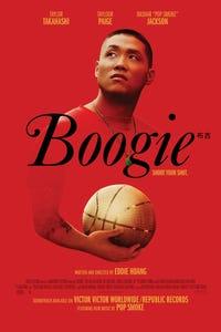Boogie as Jackie