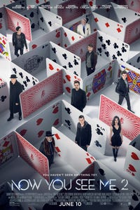 Now You See Me 2 as Owen Case