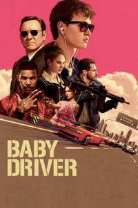 Baby Driver as Buddy