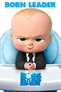 The Boss Baby as Francis E. Francis