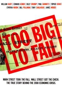 Too Big to Fail as Lloyd Blankfein