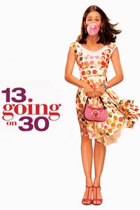 13 Going on 30 as Jenna Rink