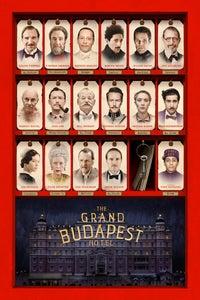 Grand Budapest Hotel as M. Robin