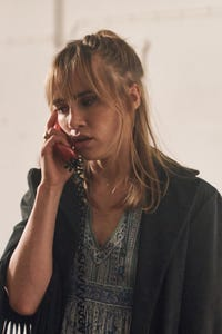 Suki Waterhouse as Quintana